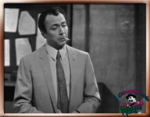 Gianni Musy - Lapointe (con la sigaretta)