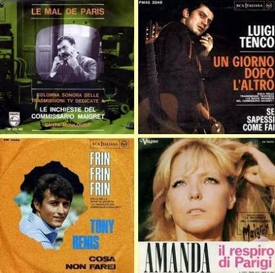 Maigret - Sigle TV 1