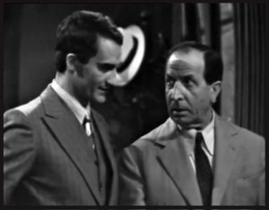 Gino Pernice e Manlio Busoni
