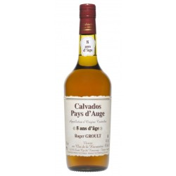 Bottiglia di Calvados
